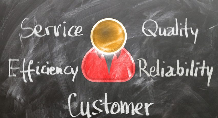 Providing customers with the high quality service is a must.