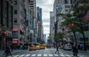 NYC stret