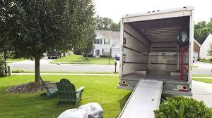 An economical interstate move - a truck rental