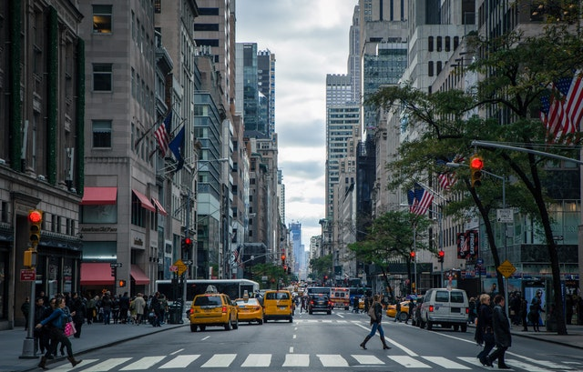 Moving to New York - NYC