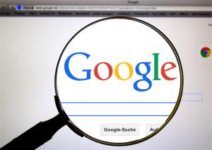 Google online search