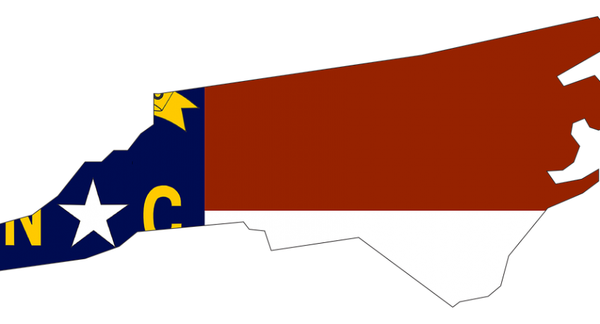a map of North Carolina because there are many reasons why North Carolina should be your new home