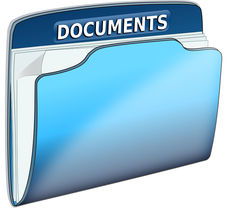 To stay productive while moving your business use document files