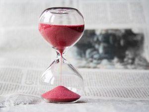 Hourglass.