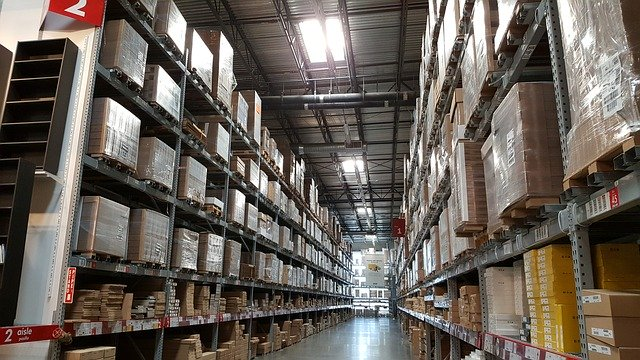 A great storage space for people looking for advantages of renting a warehouse space.