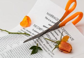 Marriage contract.