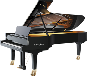 A piano which requires hiring piano movers when you decide to move your home.