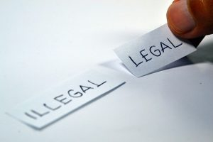 Legally Illegaly