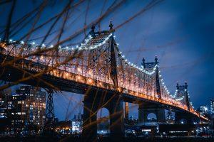 A bridge in Queens.