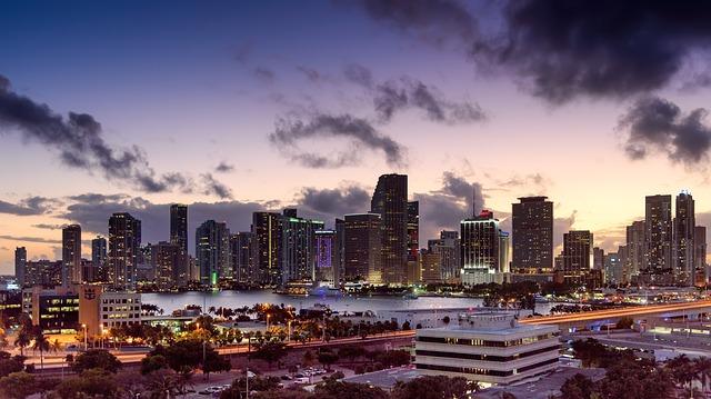 long-distance move in Florida, Miami