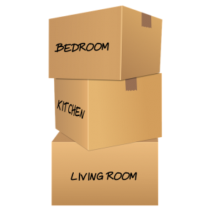 Moving Boxes - How to determine the number of movers you need for your relocation