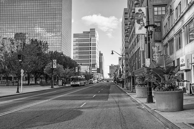 A street in Newark