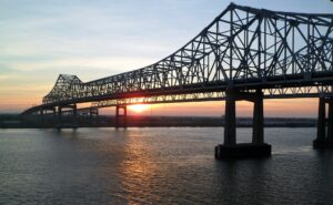 The Mississippi Bridge you will be able to visit after moving to Mississippi.