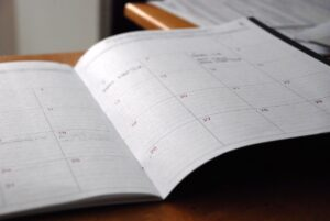 A planner to define the tasks for your moving from West to the East coast.