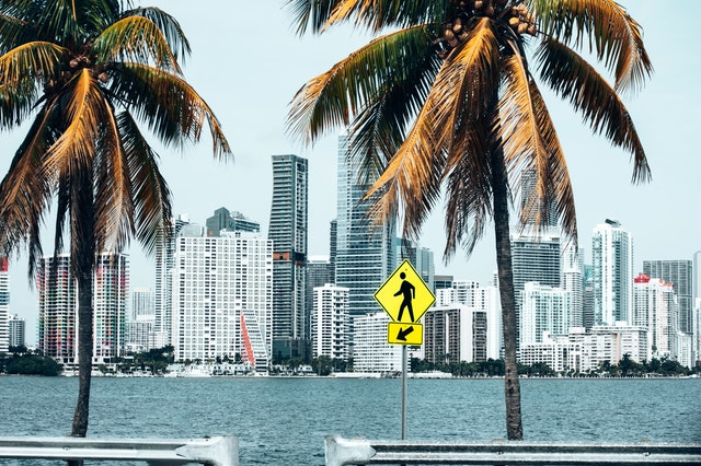 Best Miami neighborhoods from afar.