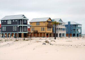 coastal Florida homes.