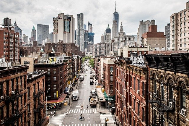 New York neighborhoods are some of the most beautiful places on the East Coast