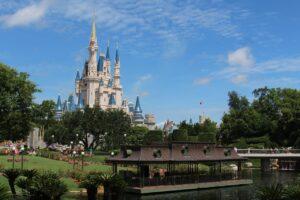 Walt Disney World in Orlando.