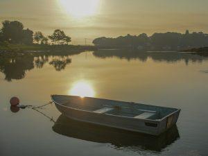 Boat Lake Sunrise