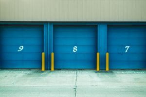 Storage units for those items that require climate-controlled storage.