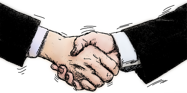 Handshake Negotiating - Guidelines for negotiating with international moving companies