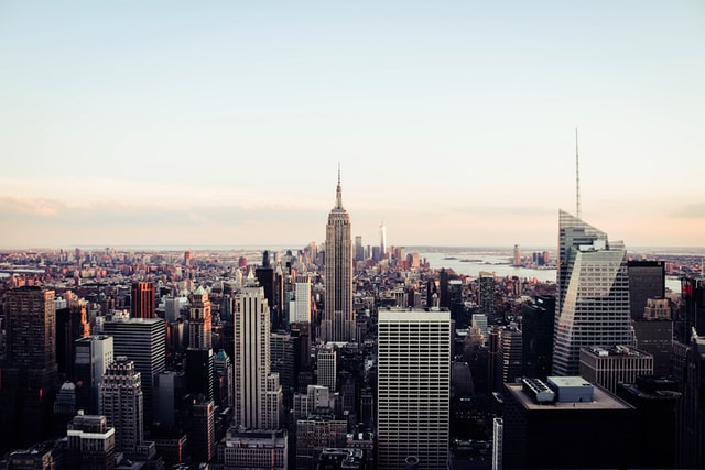image of the Empire State building, read about the downsides of buying a luxury property in NYC